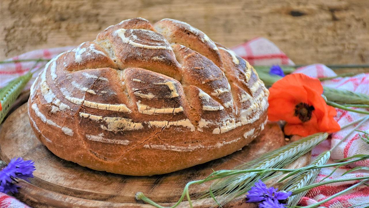 Cómo hacer pan con masa madre | © Pixabay.com