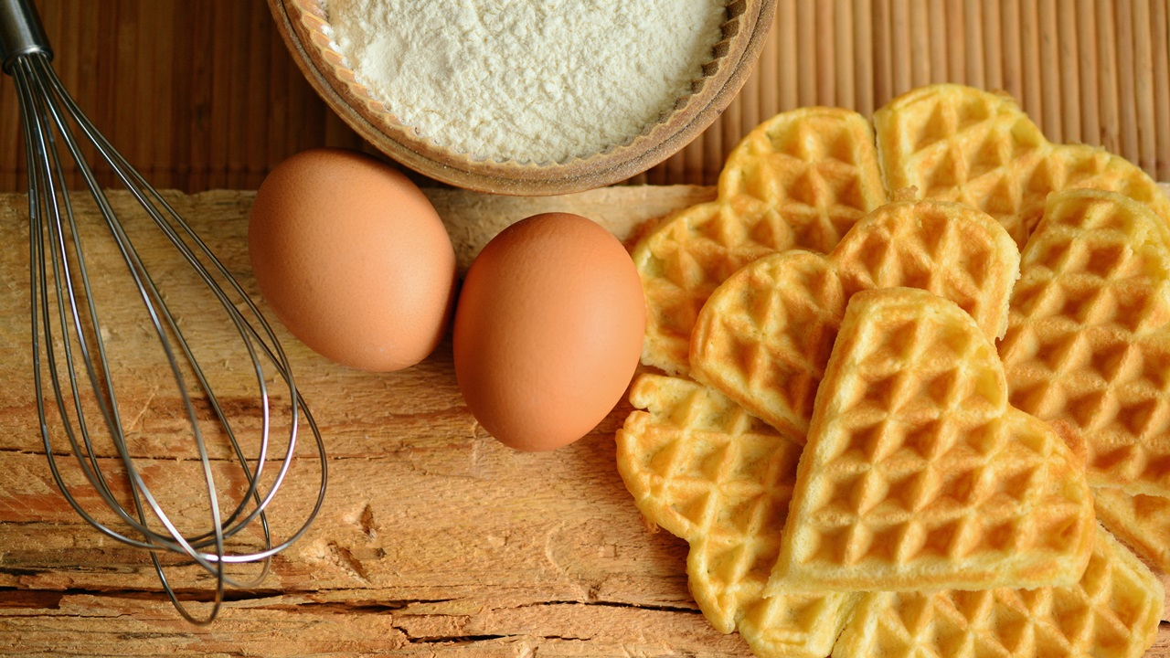 Cómo hacer waffles   © Pixabay.com