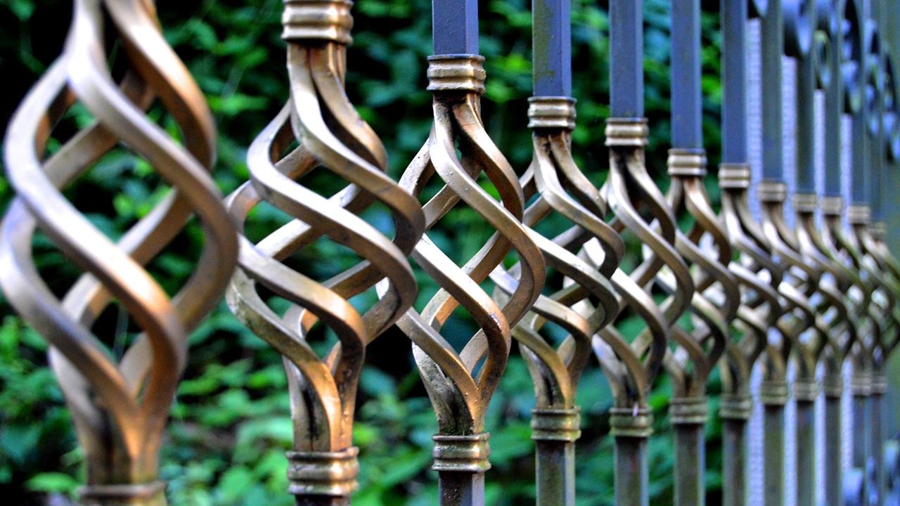 Cómo pintar barandilla de hierro | © Pixabay.com