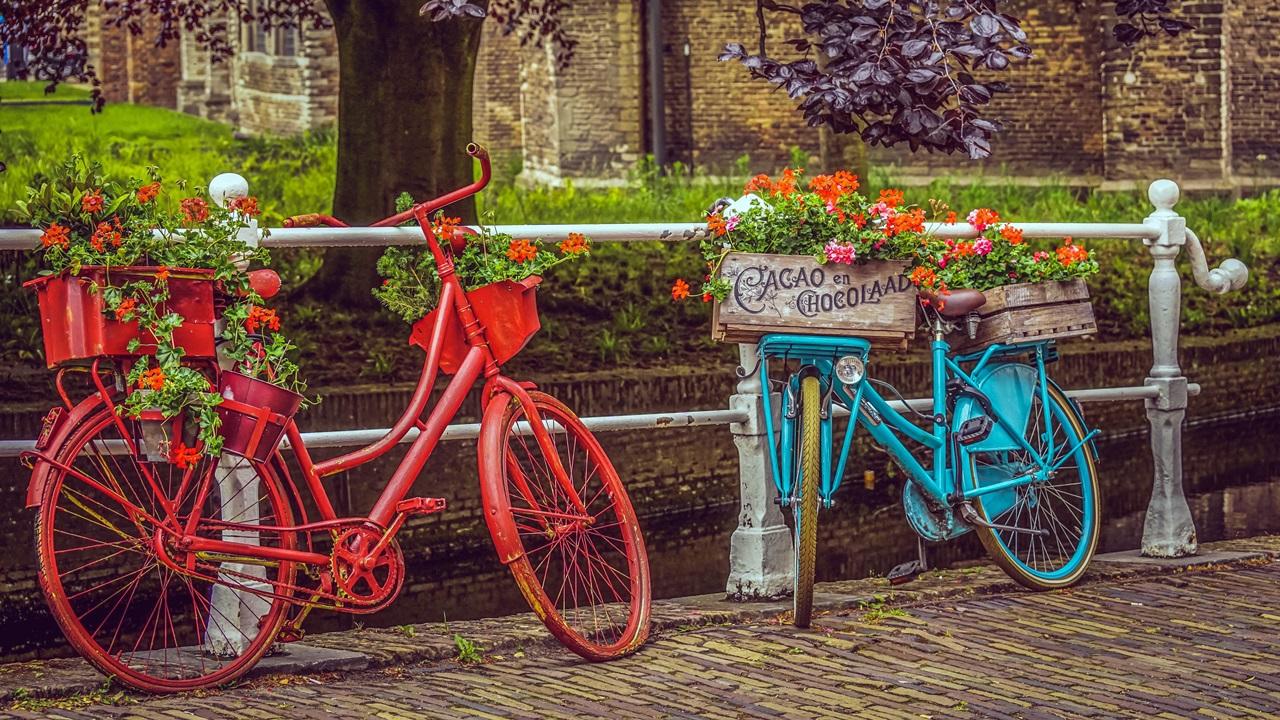 Cómo pintar bicicleta | © Pixabay.com