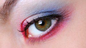 Cómo pintar los ojos