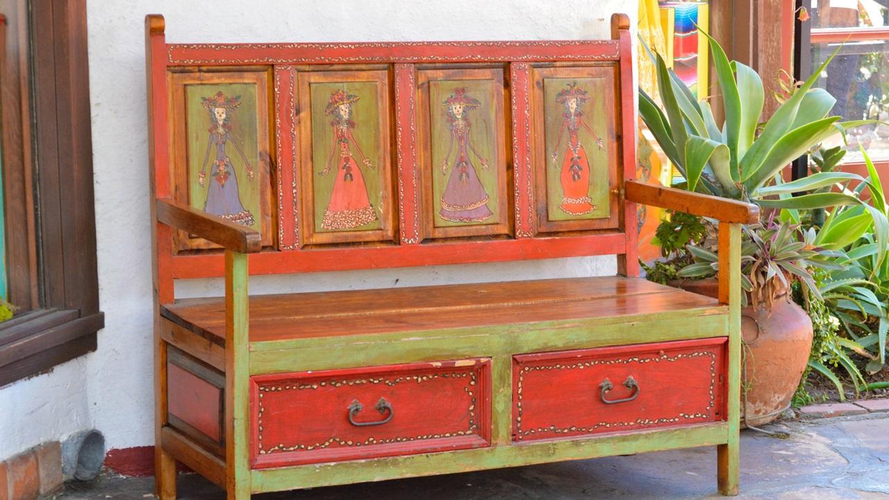 Cómo pintar muebles de madera | © Pixabay.com