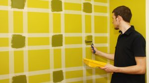 Cómo pintar paredes