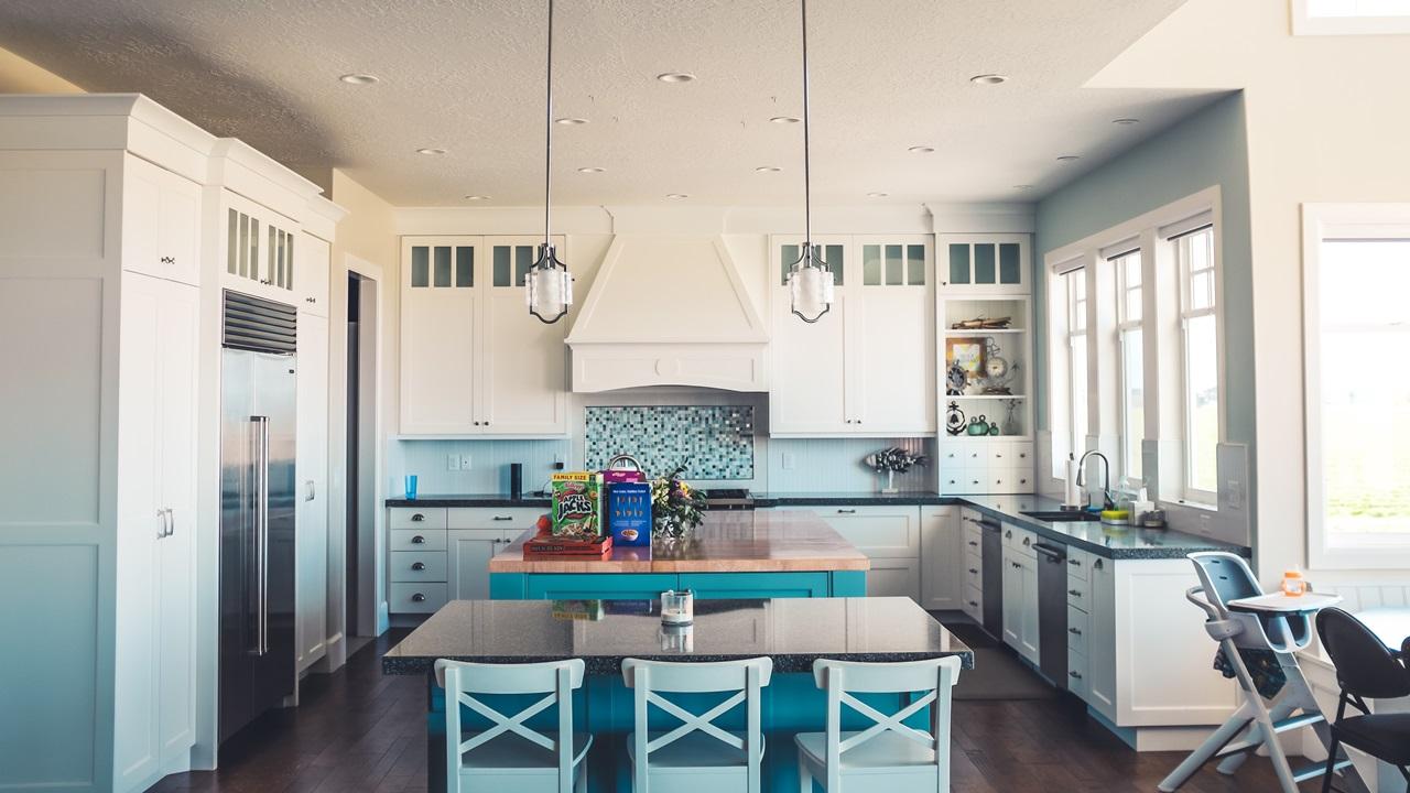 Cómo pintar una cocina | © Pixabay.com