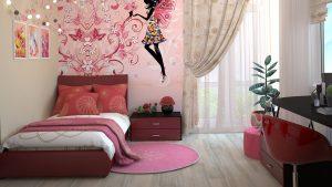 Cómo pintar una habitación juvenil
