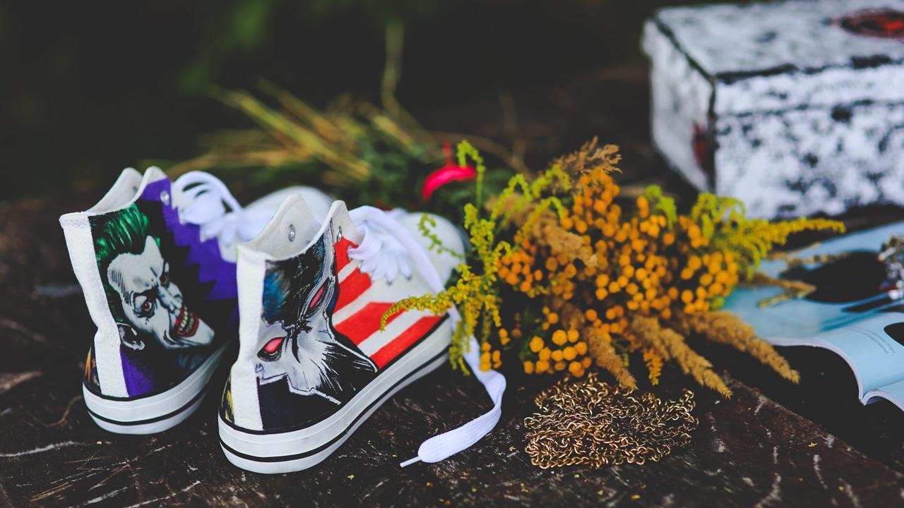 Cómo pintar zapatillas   © Pixabay.com