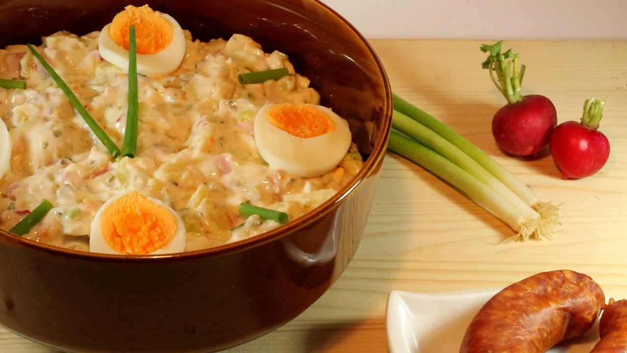 Cómo preparar ensaladilla rusa | © Pixabay.com