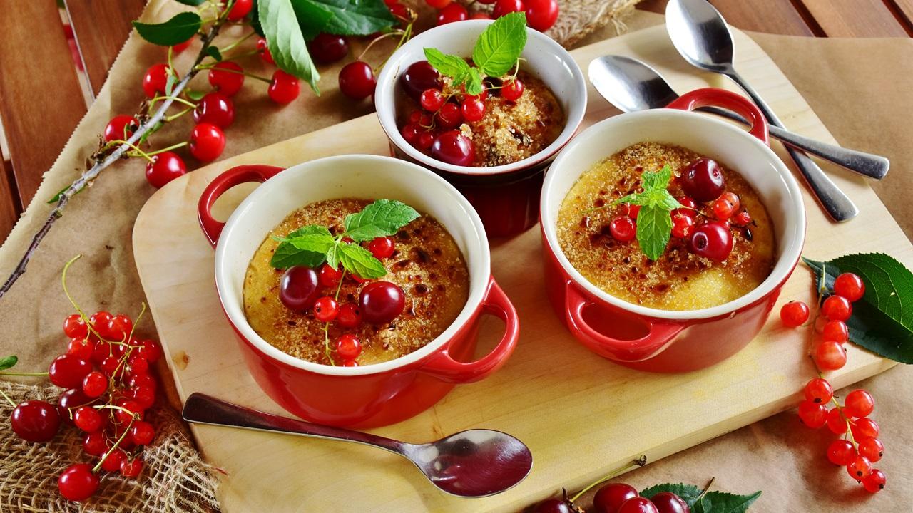 Cómo preparar flan de huevo   © Pixabay.com