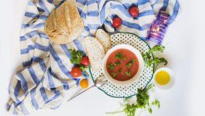 Cómo preparar gazpacho