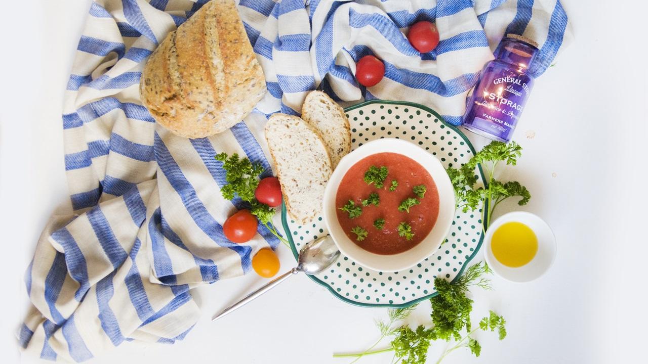 Cómo preparar gazpacho   © Pixabay.com
