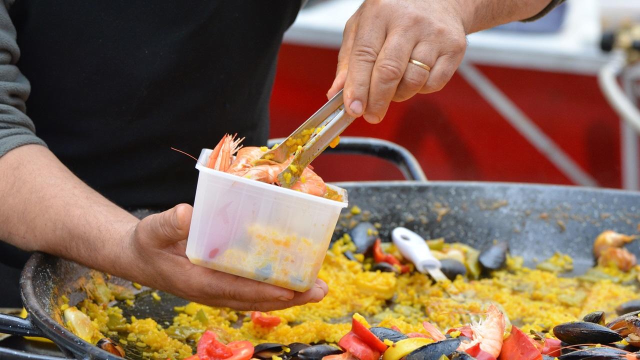 Cómo preparar paella   © Pixabay.com