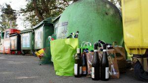 Cómo reutilizar botellas