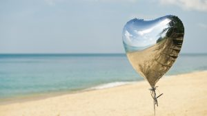 Cómo reutilizar globos metálicos