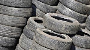 Cómo reutilizar neumáticos