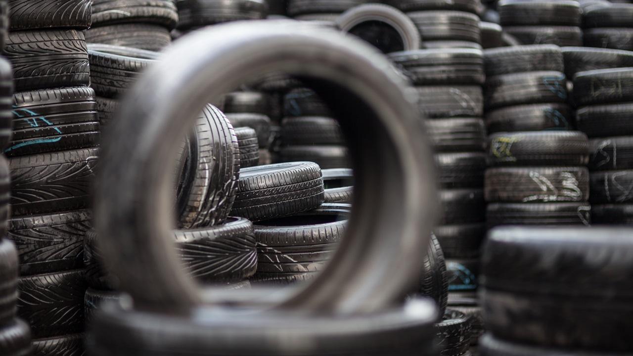 Cómo reutilizar neumáticos | © Dreamstime.com