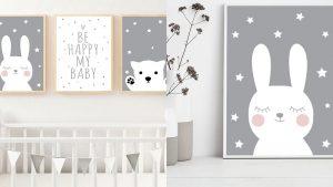 Las mejores decoraciones para habitación infantil 👧👶 de AliExpress: 9 Tips desde 1,10€