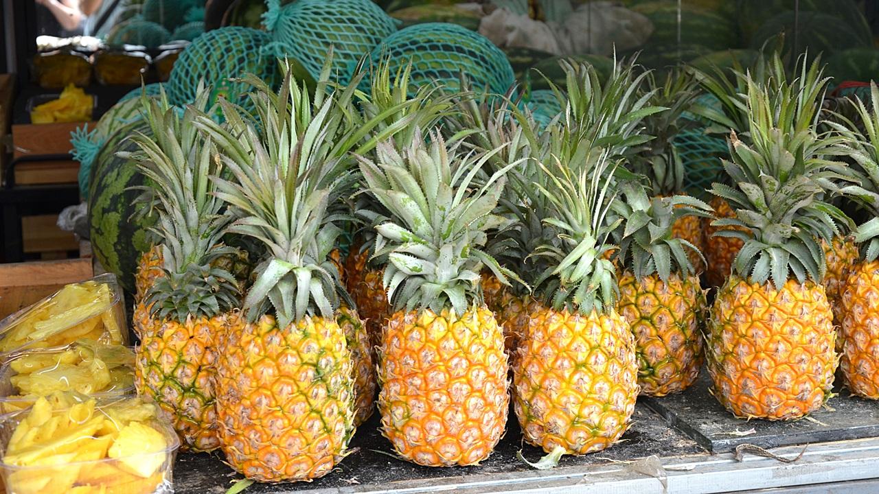 Por qué es bueno comer piña   © Pixabay.com