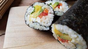 Qué arroz utilizar para sushi