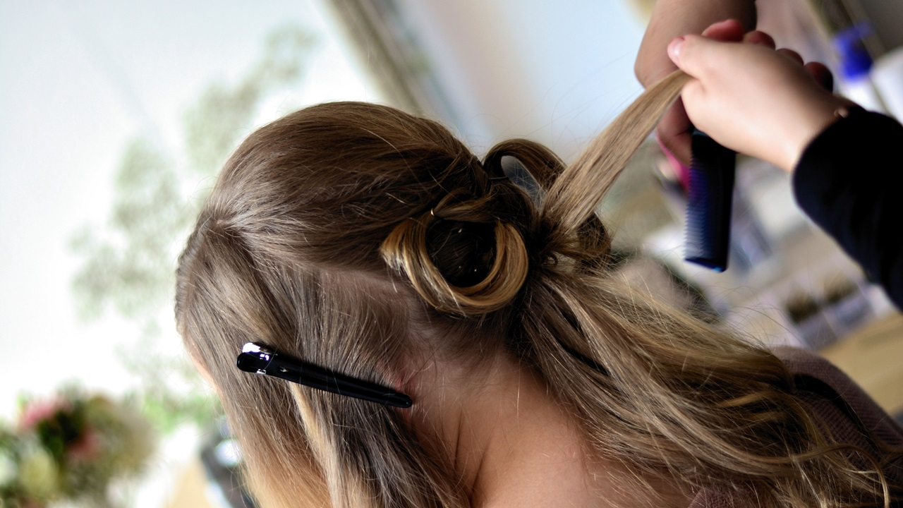 Qué utilizar antes de planchar el cabello   © Pixabay.com