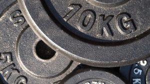 Qué utilizar como pesas