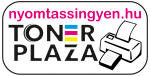 Nyomtassingyen Toner Plaza
