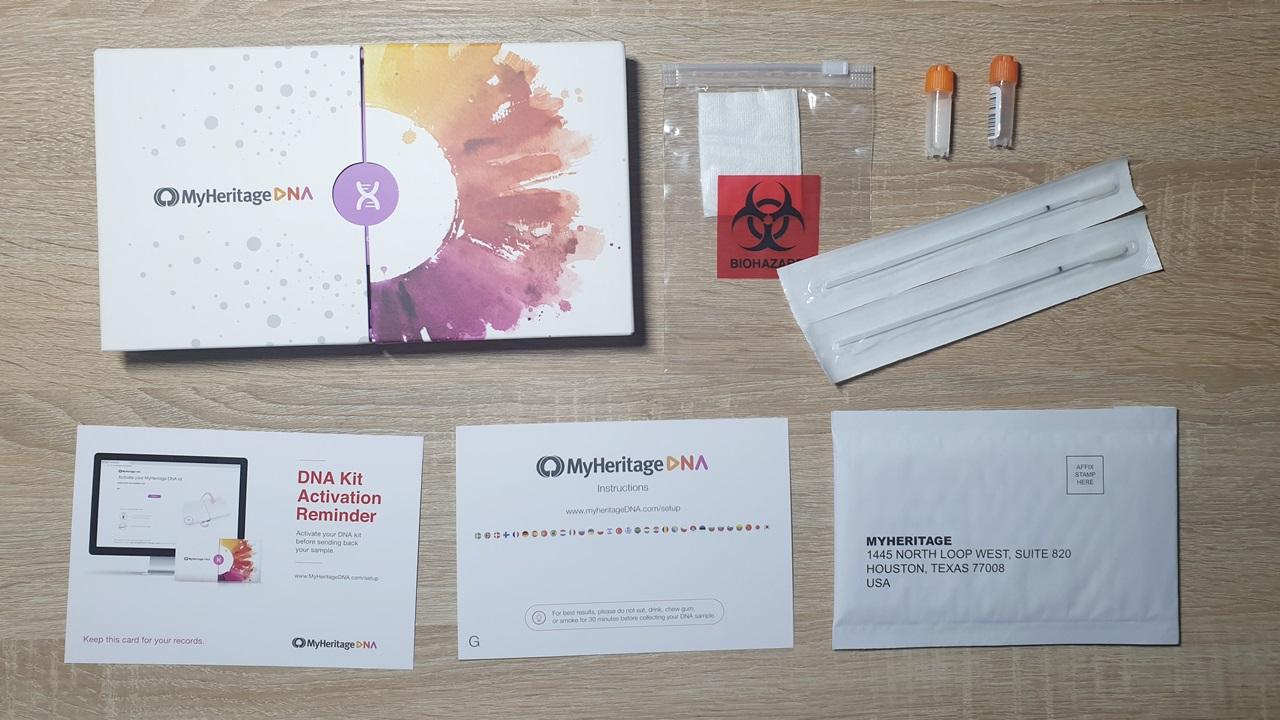 Recensione MyHeritage: Abbiamo provato test genealogico del DNA (+coupon sconto)
