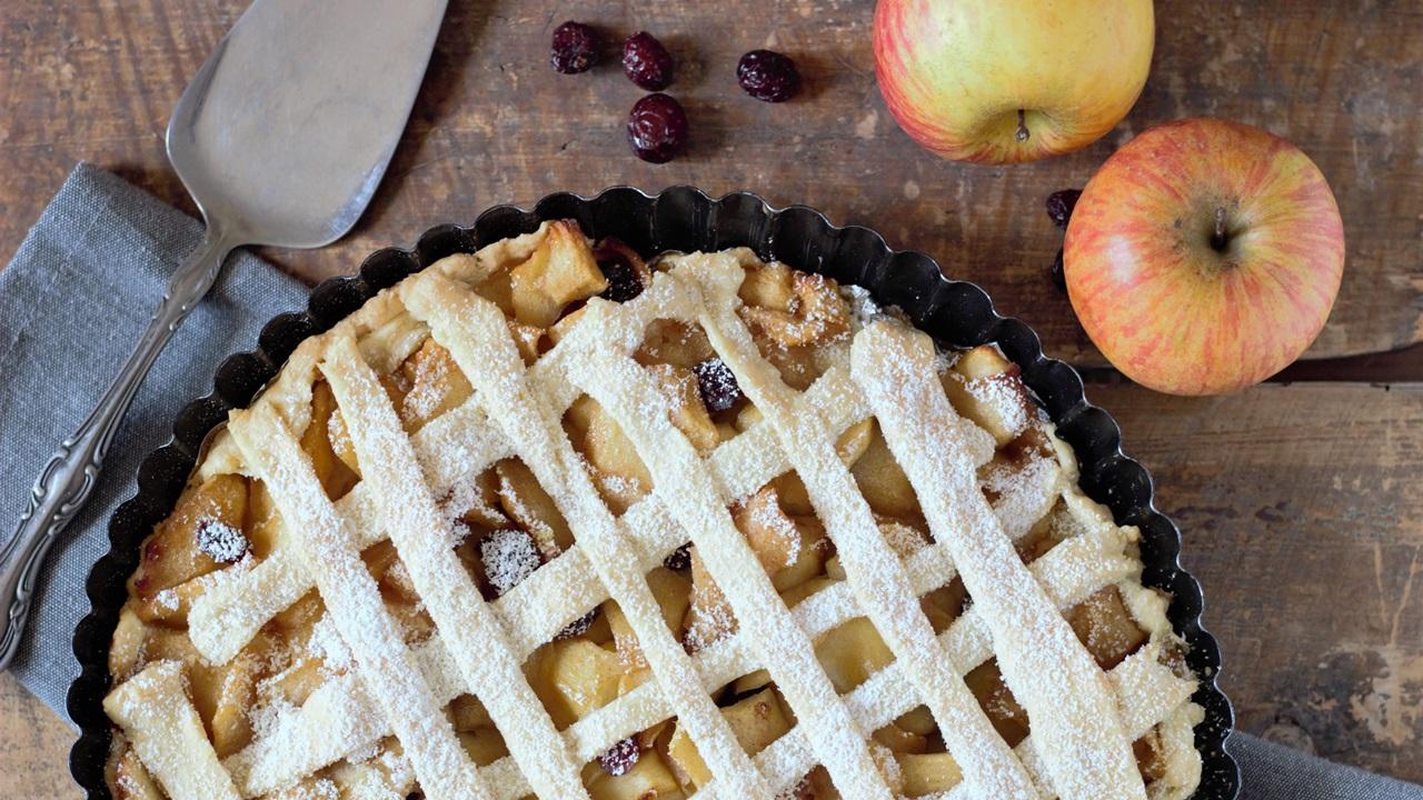 Как приготовить яблочный пирог   © Pixabay.com