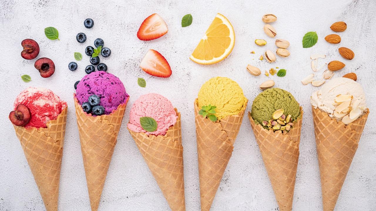 Как сделать мороженное дома   © Pixabay.com