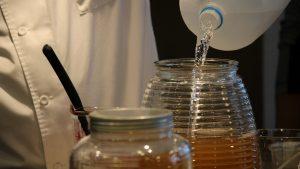 Как ухаживать за чайным грибом