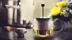 Ako dlho lúhovať zelený čaj