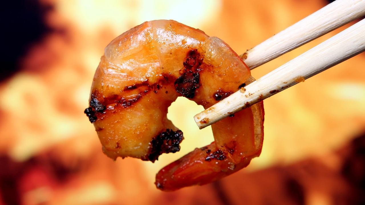 Ako jesť krevety