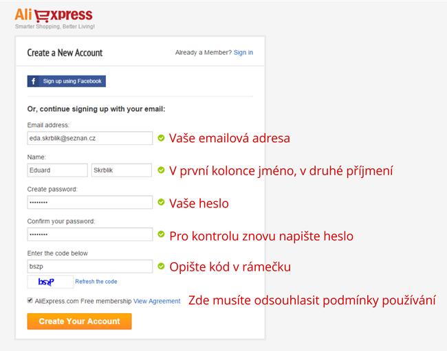 Ako nakupovať na AliExpress v slovenčine 2019