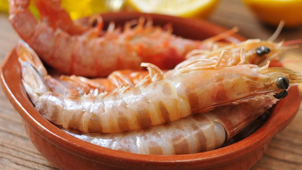 Ako spracovať krevety