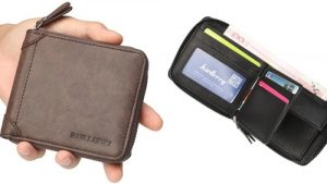 Кращі гаманці від AliExpress: 10 варіантів від 85 грн