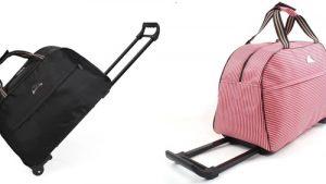 Найкращі валізи AliExpress: 10 варіантів дорожніх валіз та ручних сумок від 500 грн